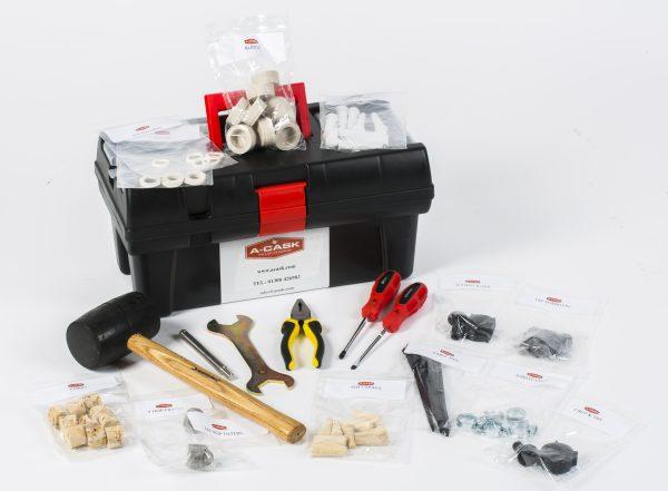 Beer Cellar Tool Box Kit